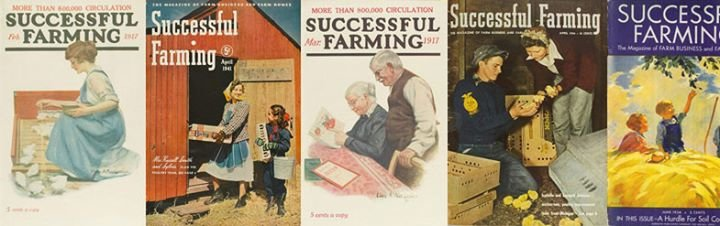 Successful Farming: Women in Ag cover