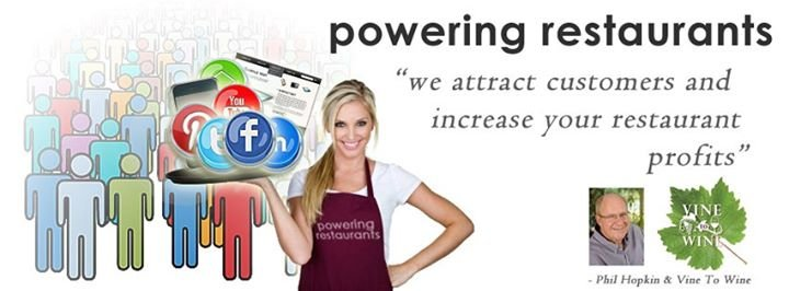 Powering Restaurants cover