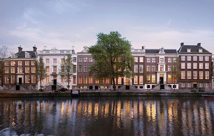 Waldorf Astoria Amsterdam cover