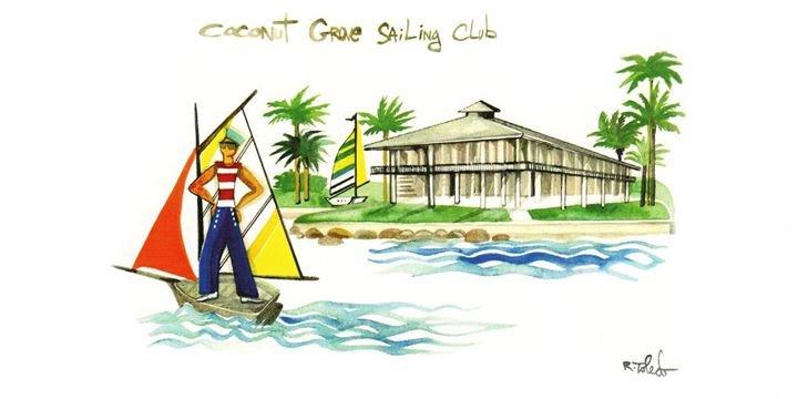 Coconut Grove Sailing Club cover