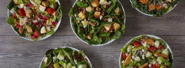 Giardino Gourmet Salads cover