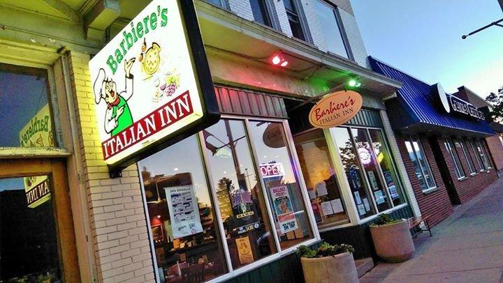 Barbiere's Italian Inn South Milwaukee cover