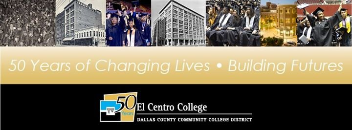 El Centro College cover