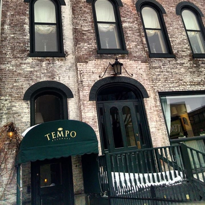 Tempo Restaurant cover
