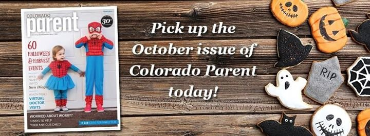 Colorado Parent Magazine cover