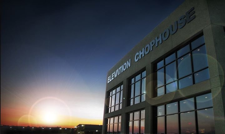Elevation Chophouse & Skybar cover