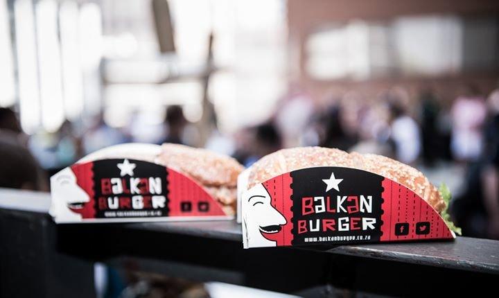 Balkan Burger cover