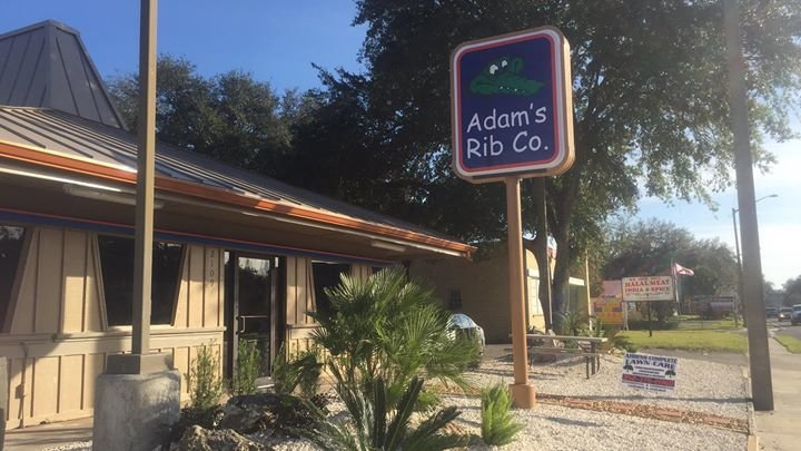 Adam's Rib Co. cover
