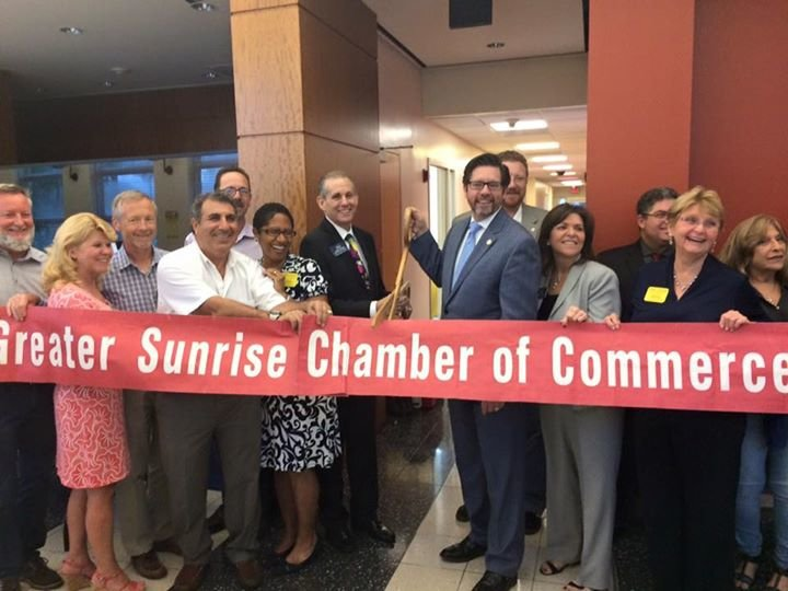 The Greater Sunrise Chamber Of Commerce cover