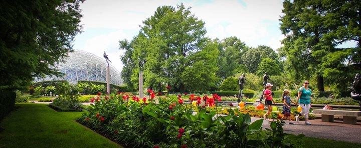 Missouri Botanical Garden cover