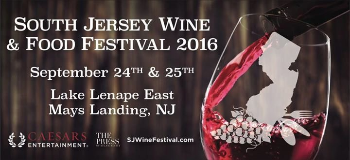 South Jersey Wine and Food Festival cover