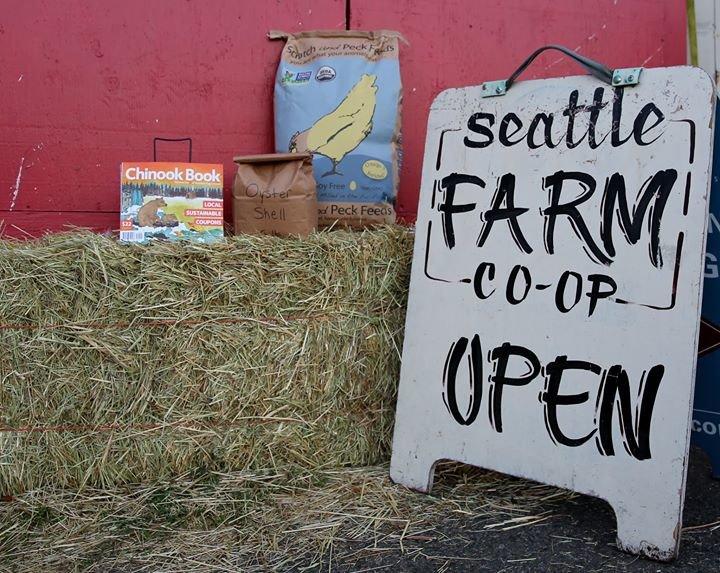 Seattle Farm Co-op cover