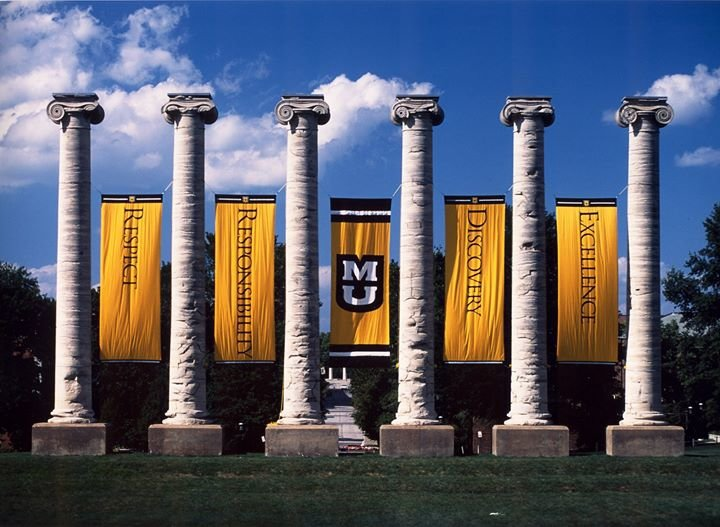 The National Society of Collegiate Scholars at Mizzou cover