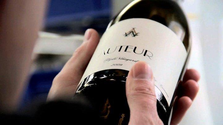 Auteur Wines cover