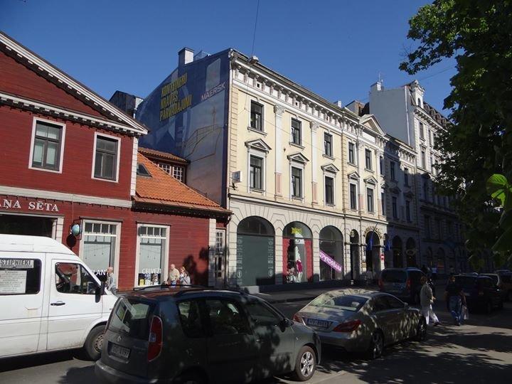 Konrad-Adenauer-Stiftung Riga cover