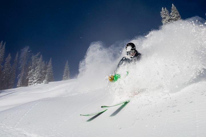 Colorado Ski Country USA cover