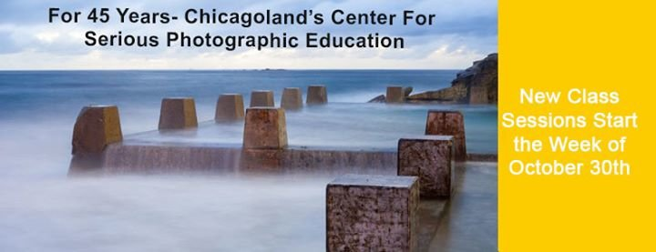 Richard Stromberg Chicago Photography Classes cover