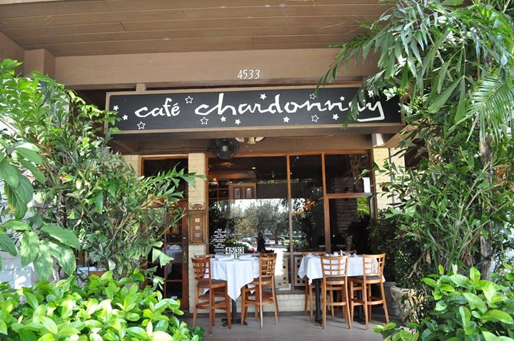 Cafe Chardonnay cover
