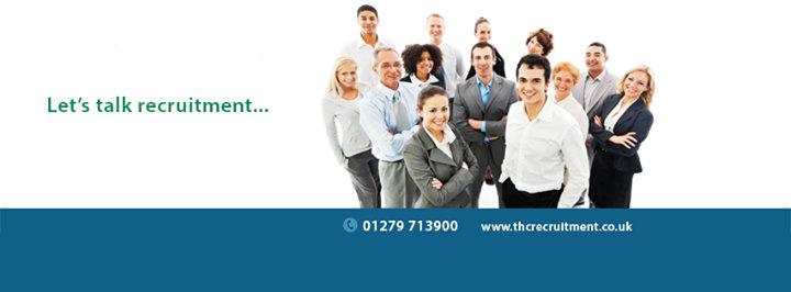 THC Recruitment cover