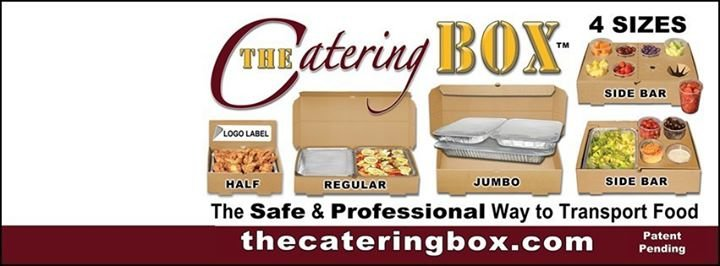 The Catering Box cover