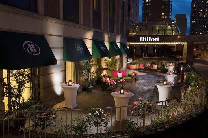 Hilton Minneapolis cover