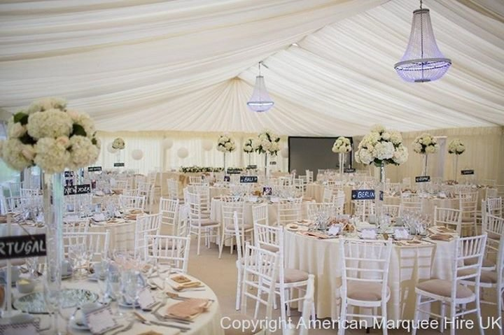 American Marquee Hire cover