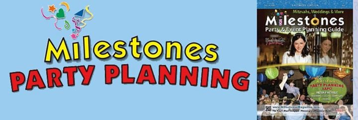 Milestones Party Planning Expo cover