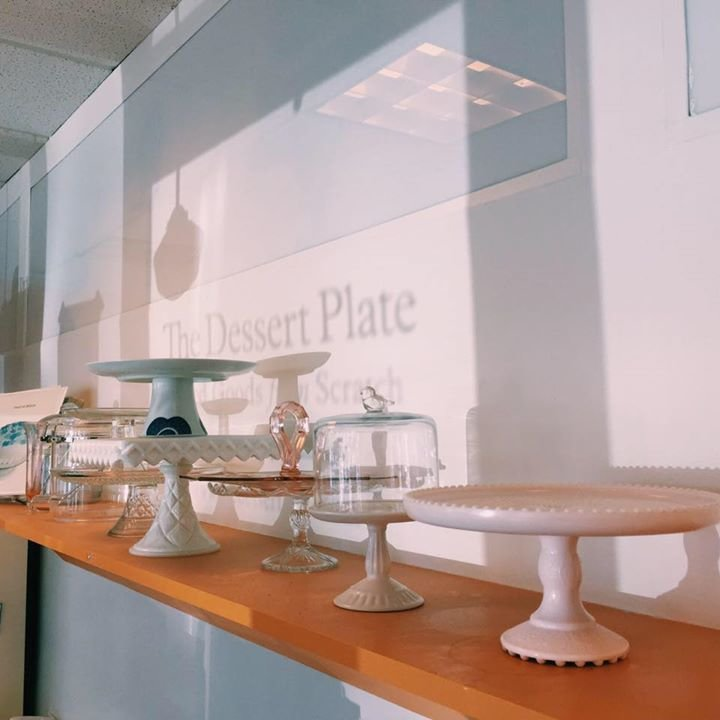 The Dessert Plate cover