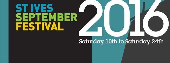 St Ives September Festival cover