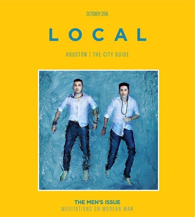 Local Houston Magazine cover