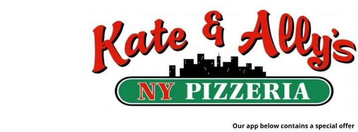 Kate and Ally's NY Pizzeria cover