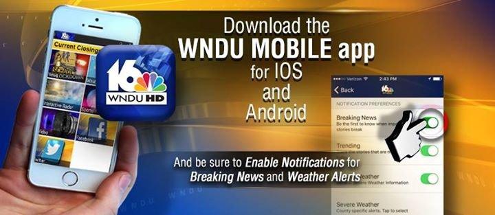WNDU cover