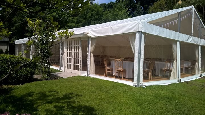 Peak Marquee Hire cover