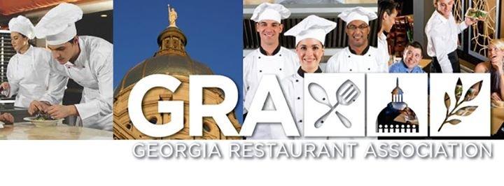 Georgia Restaurant Association cover