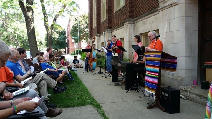 Christ Lutheran Church, Chicago cover