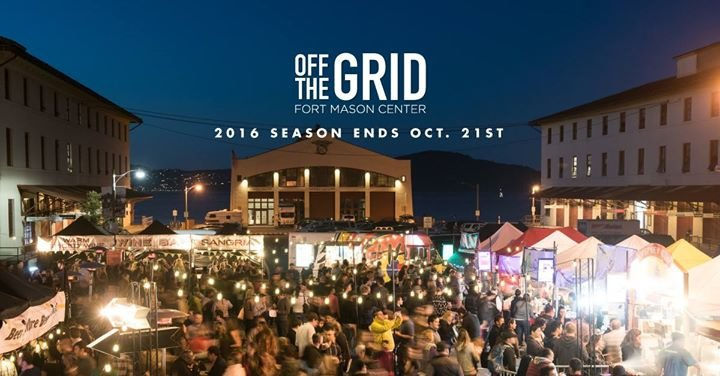 Off the Grid cover