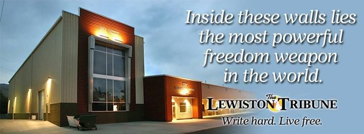 Lewiston Tribune cover