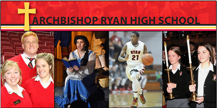 Archbishop Ryan High School and Alumni cover