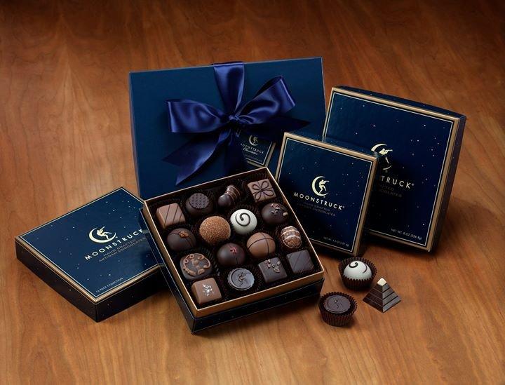 Moonstruck chocolate