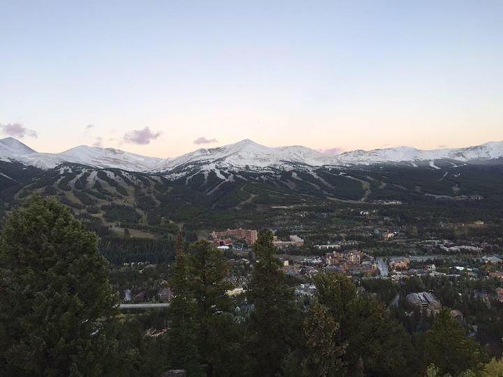 Breckenridge Ski Resort cover