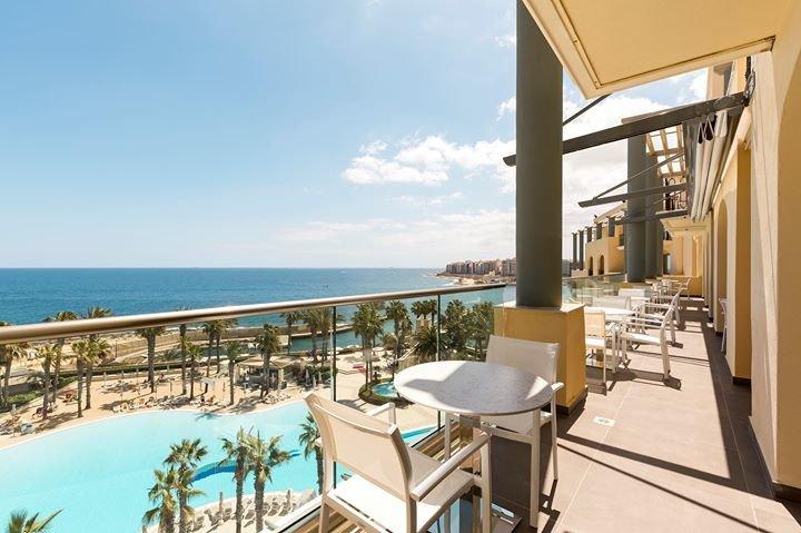 Hilton Malta cover
