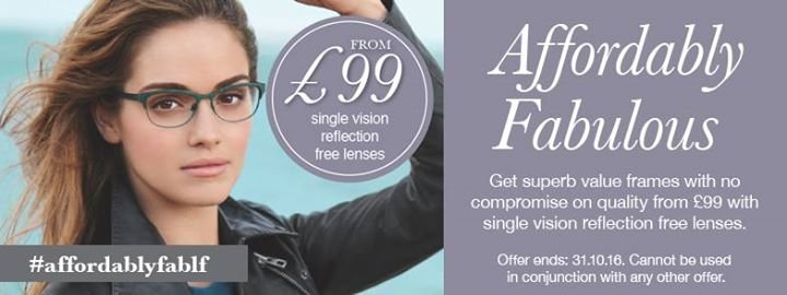 Lynne Fernandes Optometrists cover