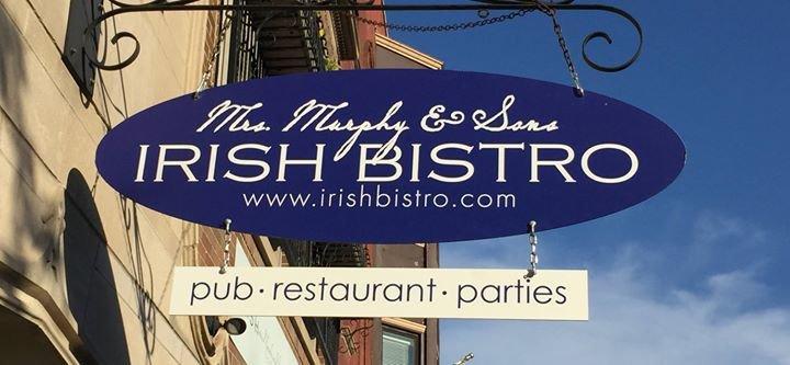 Mrs. Murphy & Sons Irish Bistro cover