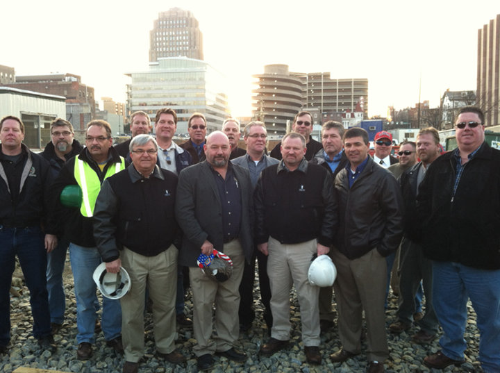 Lehigh Valley Building Trades cover