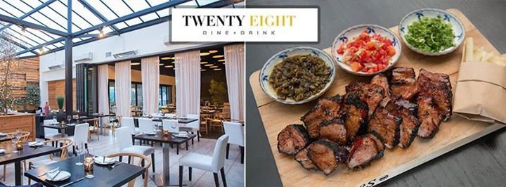 Twenty Eight Restaurant and Bar cover