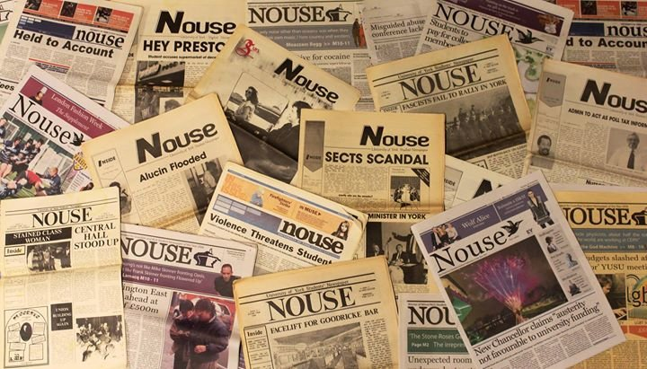 Nouse cover