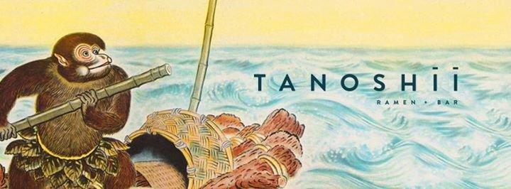 Tanoshii Ramen cover