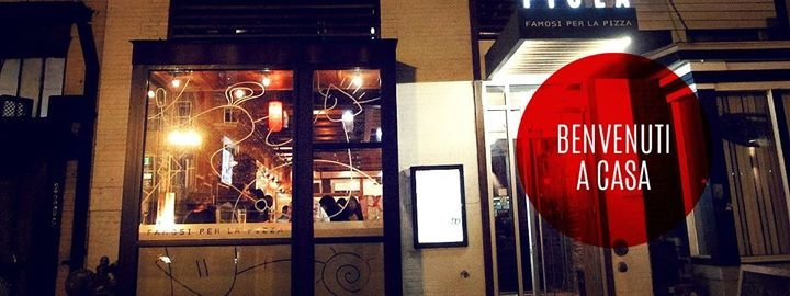 Piola Restaurant (Washington, DC) cover