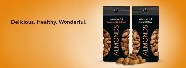 Wonderful Almonds cover