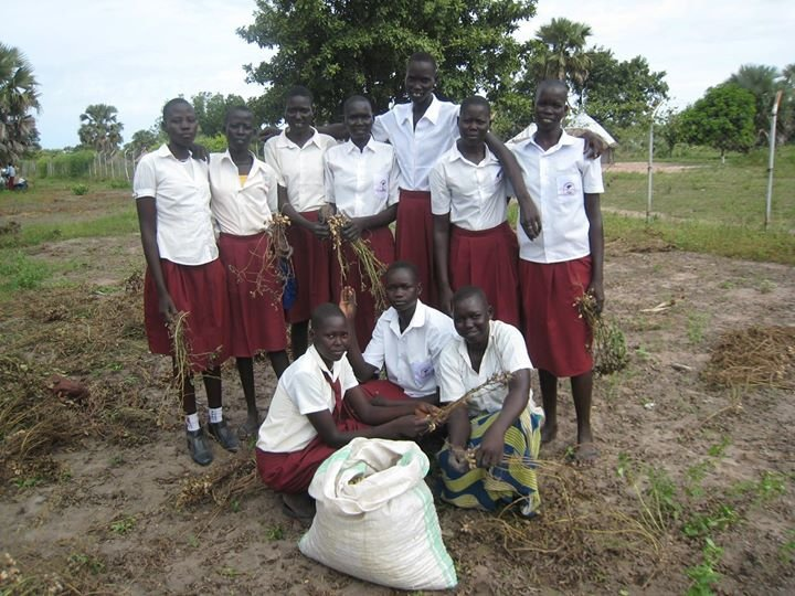Abukloi School, South Sudan cover